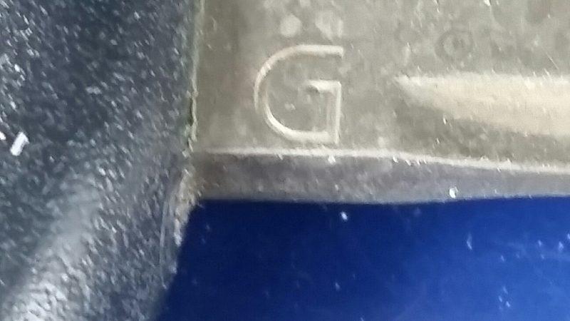 TOYOTAハイエース 200系3型 G刻印 イモビのスペアキー作成
